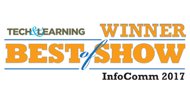 VIAshare Wins InfoComm 2017 Best of Show
