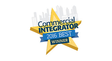 Kramer Control wins Best Commercial Integrator award