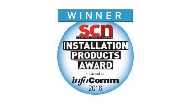 VIA Campus wins InfoComm 2016 SCN Installation Products award