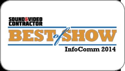 Best of Show at InfoComm
