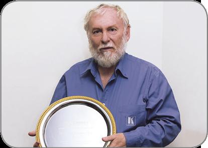 Dr. Joseph Kramer, Founder, President & Chairman of Kramer Electronics