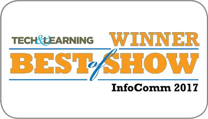 Best Of Show Award Infocomm 2017