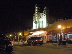 Ambler Theater Rolls Out Red Carpet with Kramer Equipment