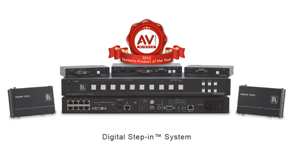 Kramer Wins Systems Product of the Year at the 2012 AV Awards