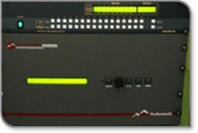 The Kramer and Sierra Intelligent Control System