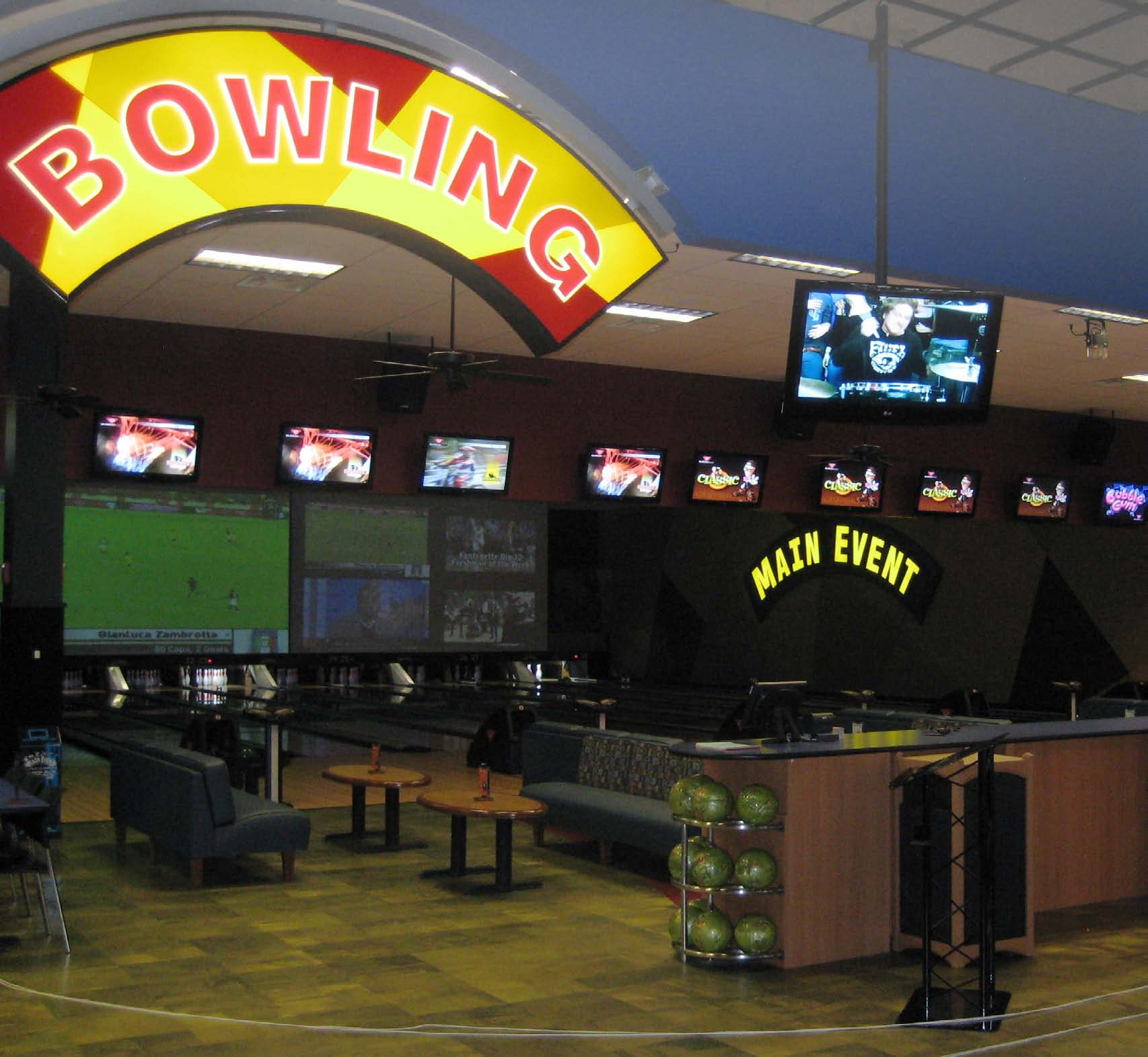 Kramer & Sierra Video Technology Shines at Main Event Complexes