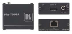 Kramer Compact Transmitter/Receiver Send HDMI over Category 5/6 Cable