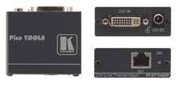 Kramer Introduces the PT-571HDCP/ PT-572HDCP Compact Line Transmitter/Receiver Set for DVI Signals