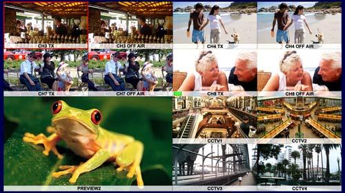 SIERRA VIDEO INTRODUCES SIERRAVIEW™ MULTI-VIEWER