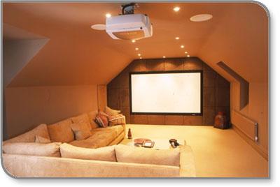 Dawsons Home Cinema Install Kramer