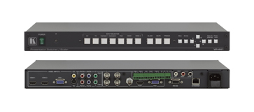 KRAMER INTRODUCES THE VP−441 and VP−443 2K COMPATIBLE SCALER/SWITCHERS