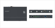 HDBaseT video switcher & Step-in commander