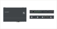 HDMI & VGA automatic video switcher & Step-in commander over HDMI
