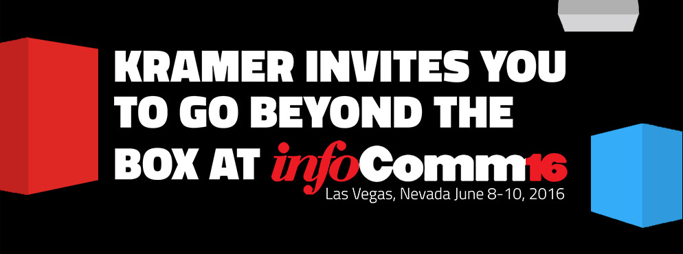 kramer at infocomm2016
