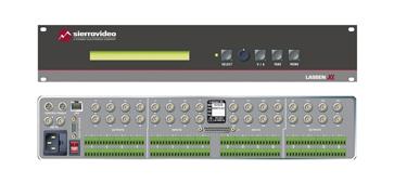Lassen 16x16 HD-SDI Router Family