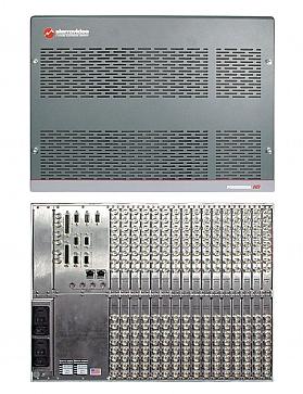Ponderosa 8x8 to 128x128 Modular 3G HD-SDI Router