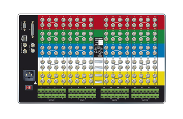 Sierra Pro XL 16x16 RGBHV Router Family
