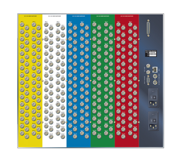 Sierra Pro XL 16x32 RGBHV Router Family