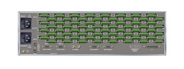 Yosemite 32x32 to 64x64 Modular Analog Audio Router Family