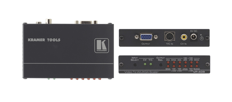 Vp 409 S Video Adapter To Vga Schematic Download Diagram