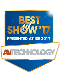 2017 Best of show award