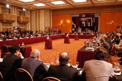 The 16th Iberoamericana Summit Meeting Uses Kramer Products