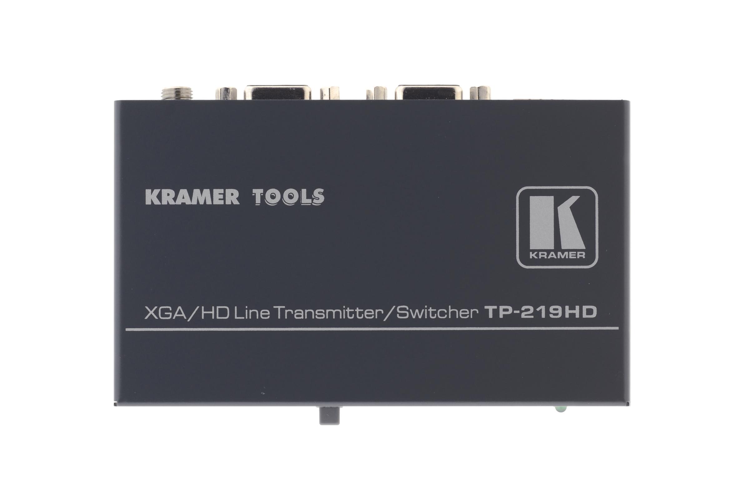 Kramer Introduces New Twisted Pair Transmitter/Receiver Set