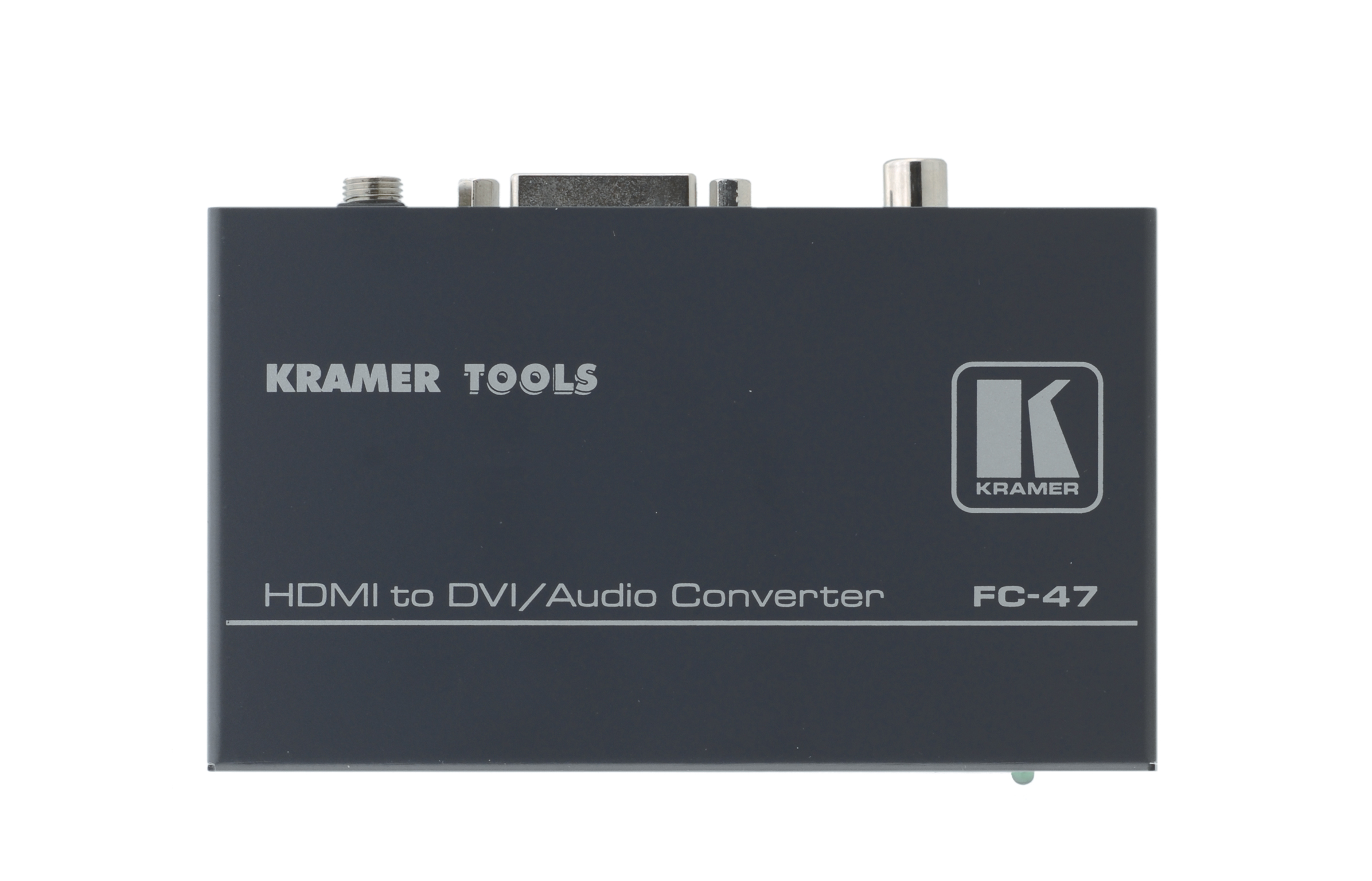 Kramer Introduces Unique Digital Format Converters