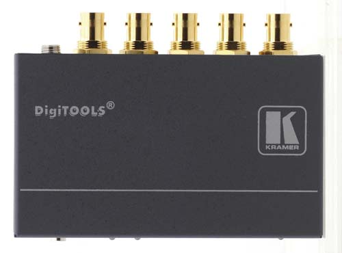 Kramer Introduces New HDMI-Coax Transmitter and Receiver