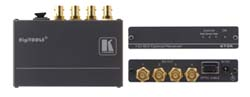 Kramer Introduces 4-Channel 3G HD-SDI Over Fiber Optic Transmitter and Receiver