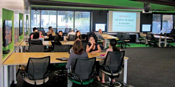 Collaborative Classroom Presentation : News