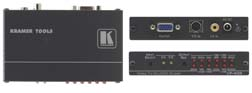 Kramer Introduces the VP-409 Video to Computer Graphics Video ProScale™ Digital Scaler