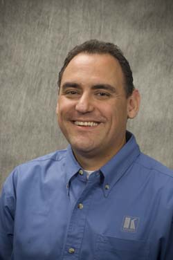 Kramer's Max Kopsho Named InfoComm Educator of the Year