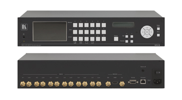 Kramer Introduces the MV−6 3G HD−SDI Multiviewer