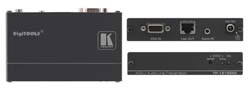 Kramer Introduces the TP-121/123/125EDID Series of Computer Graphics Video and Audio Twisted Pair Transmitters
