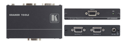 Kramer Introduces VP-200N5 High Resolution 1x2 Computer Graphics Video Distribution Amplifier