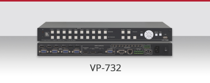 Kramer Releases New 4K−UHD ProScale™ Presentation Switcher/Scaler