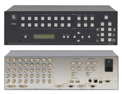 Kramer Introduces VP-747 In-CTRL™ Dual Scaler Seamless Switcher