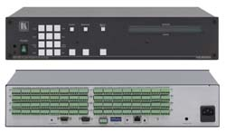Kramer Introduces the VS-3232A High-Performance 32x32 Balanced Stereo Audio Matrix Switcher