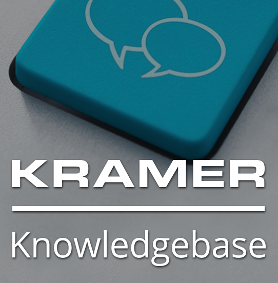 Kramer knowledgebase