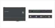 HDMI & VGA automatic video switcher & Step-in commander over HDMI
