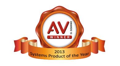 Kramer VP-771 gewinnt Systemprodukt des Jahres 2013