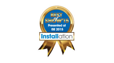 VIA Collage™ wins ISE 2015 Best of Show