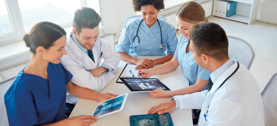Collaborative Teaching Courses : Healthcare