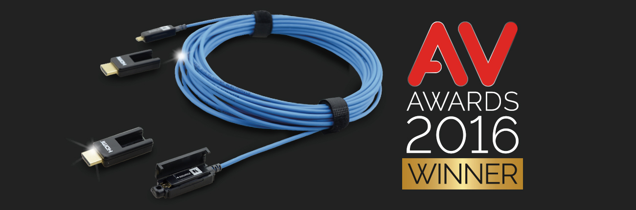 Kramer's CLS-AOCH/XL Wins AV Accessory of the Year