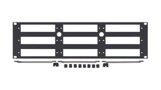 Robust rack adapters, power supplies, and projector mounts