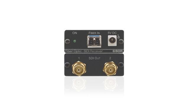 High Definition Serial Digital Interface for digital HDTV video