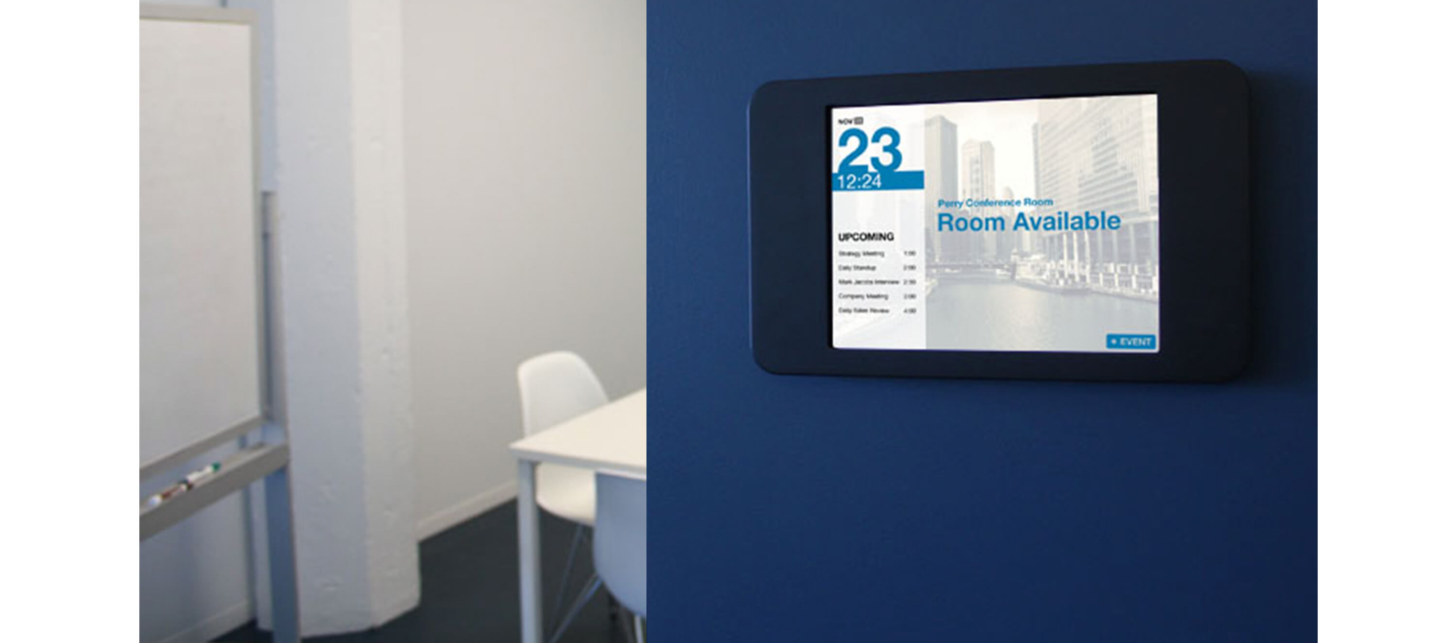 Online Conference Room Booking