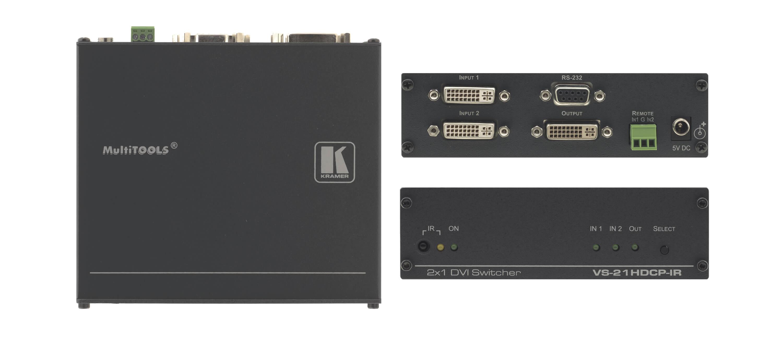 VS-21HDCP-IR